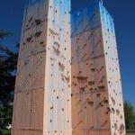 Rocódromo - Torre ferrata